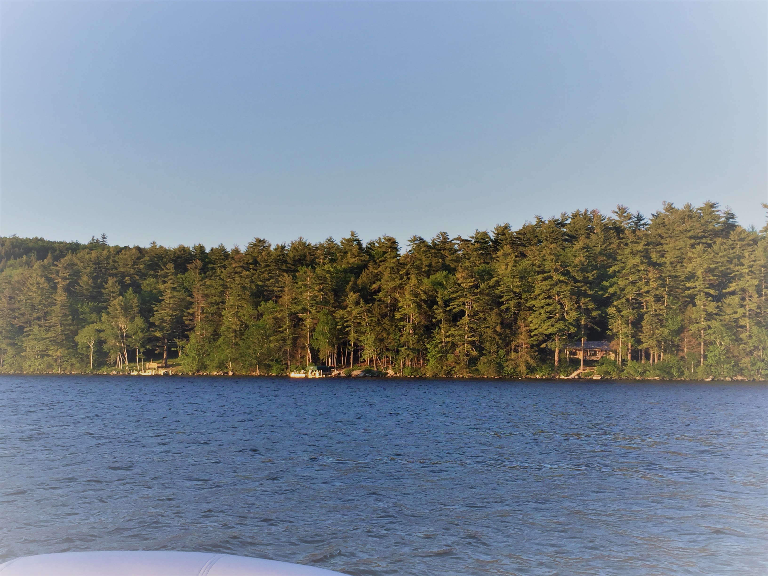 Long Pond-our dock
