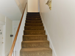 Front Stairs to 2nd floor