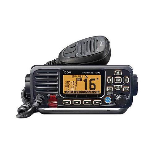 ICOM M330G Class D DSC VHF Radio with GPS