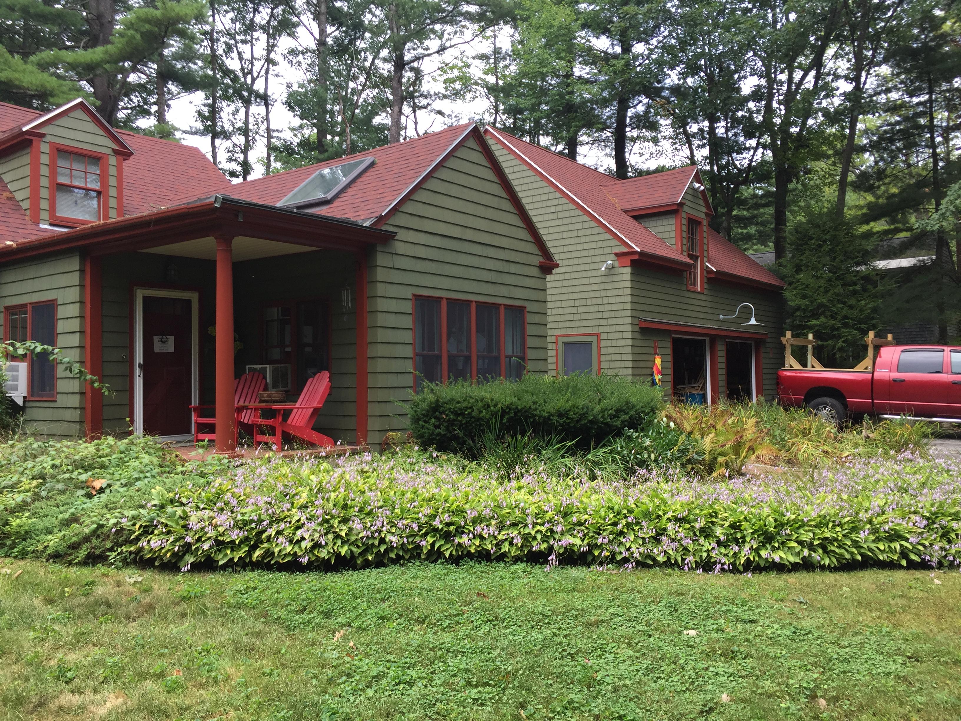 Rental, Brusnwick, Maine