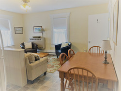 Living room -Dining area