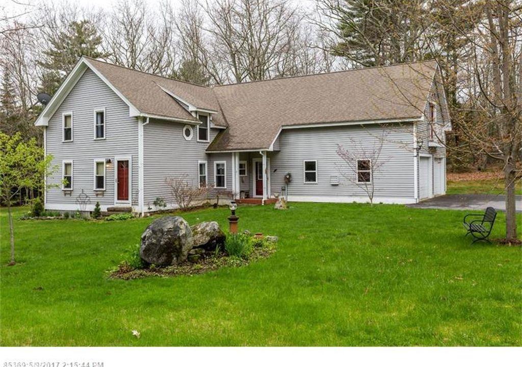 Winter Rental, Arrowsic, Maine
