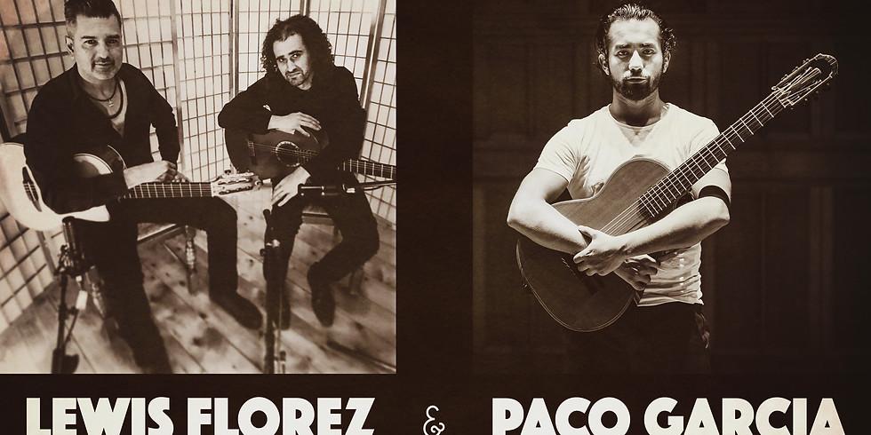Latin - Jazz - Flamenco : Lewis Florez & Paco Garcia |