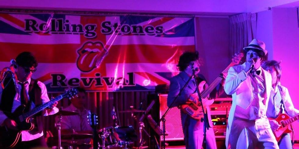 Rolling Stones Revival at Gasparo
