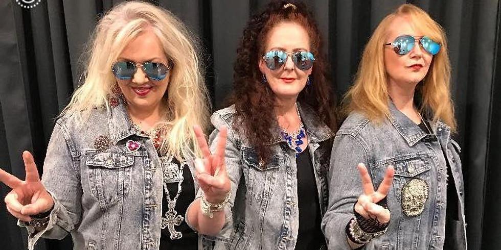 80's Ladies Tribute Show at Gasparo