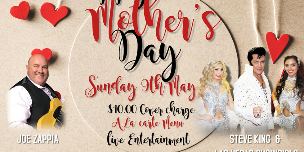 Mother's Day at Gasparo