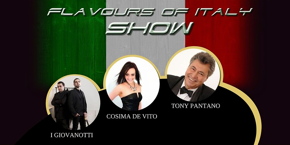 Flavours of Italy show