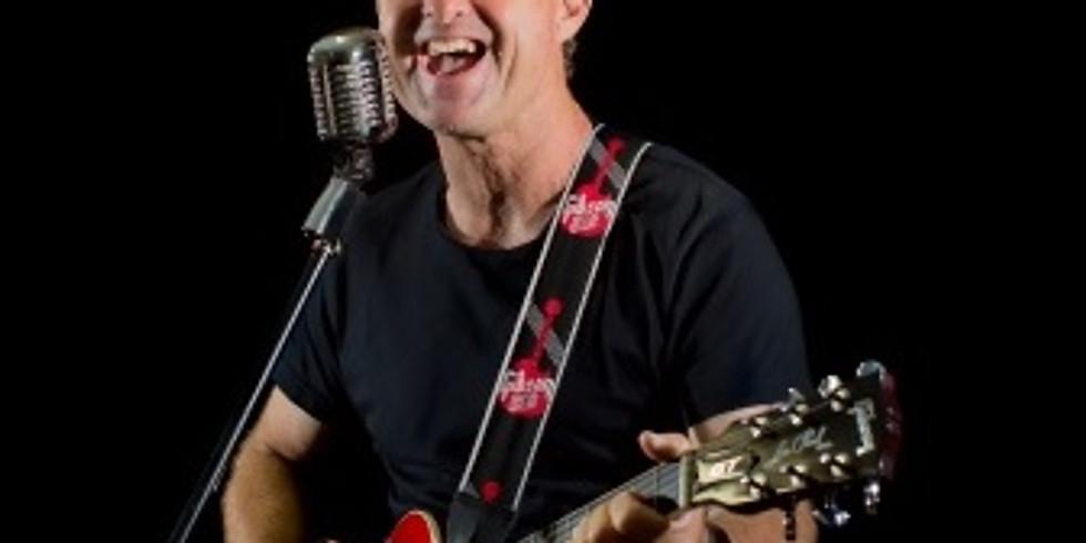 Ian Burns Band at Gasparo