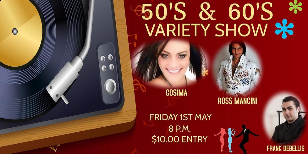 The Variety show! at Gasparo