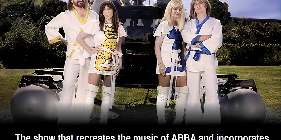 ABBA tribute show  with FABBA