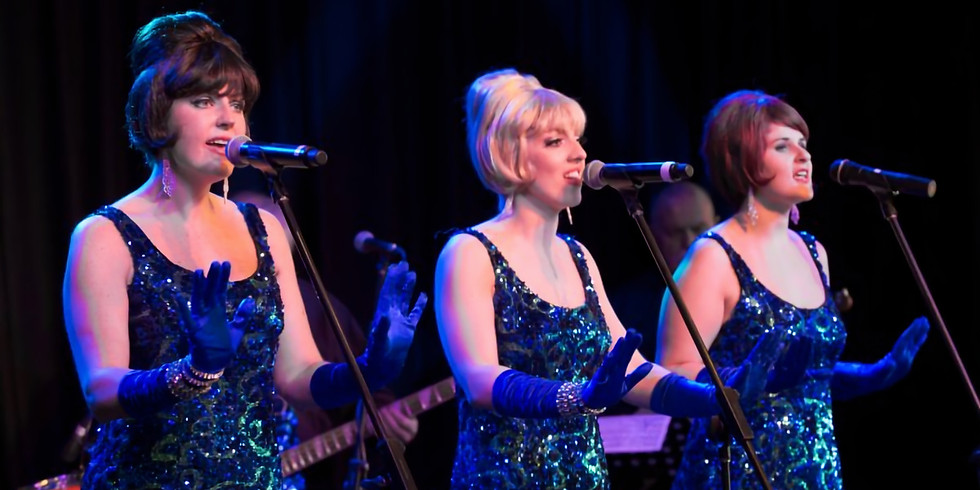 """The Starliners """"girls power from the 60s"""