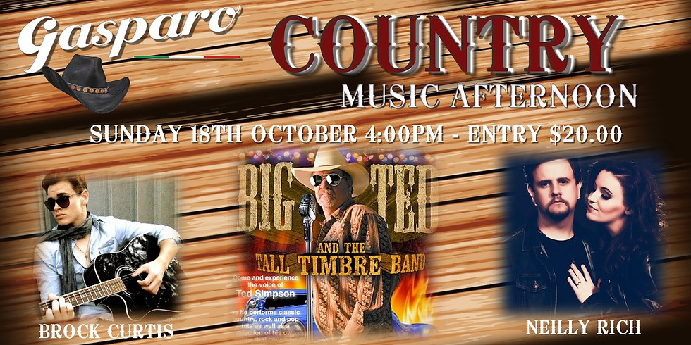 Country Music at Gasparo
