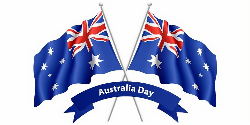 Australia Day Fundraiser for Our Aussie Heroes.