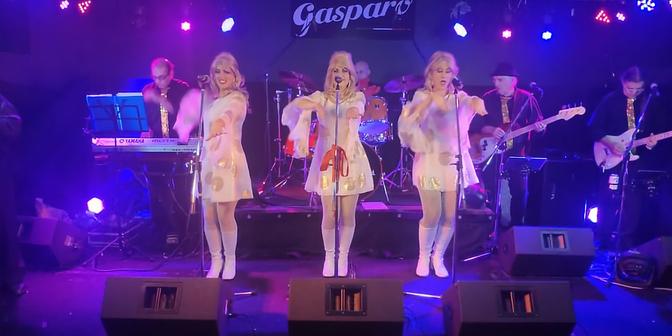 """The Starliners""""Girl power of the 60s"""" at Gasparo"""