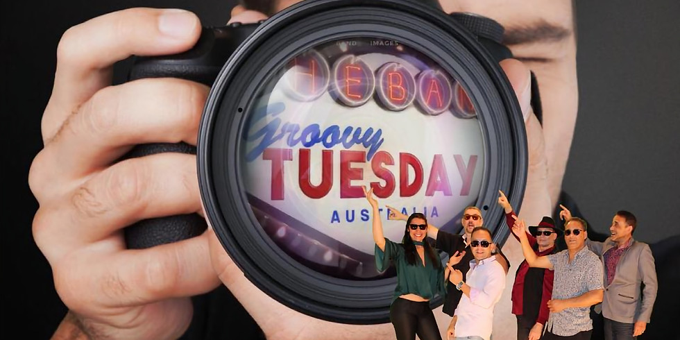 Groovy Tuesday the band, live and Free at Gasparo