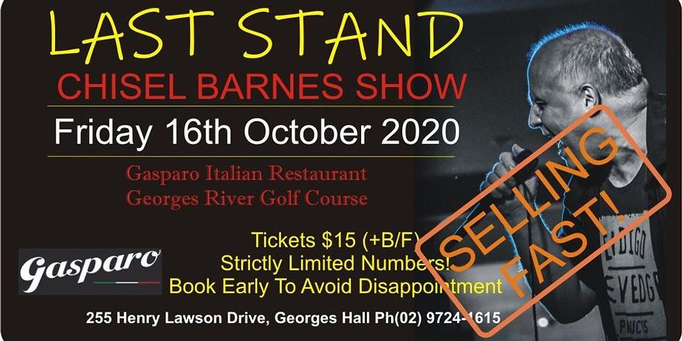 Last Stand - Gasparo