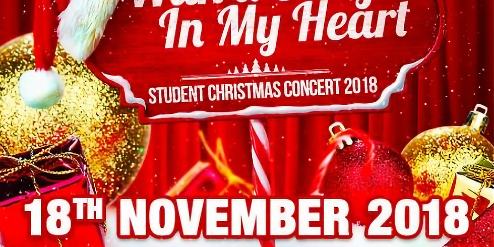 Cosima De Vito Students Christmas concert