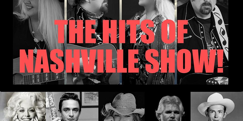 THE SILVERLINE: Originals showcase & Hits of Nashville show!