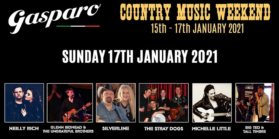 Country weekend Sunday session