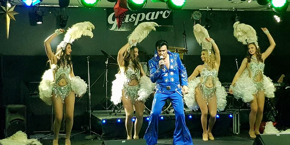 A Night with Steve King - Legend of Elvis at Gasparo