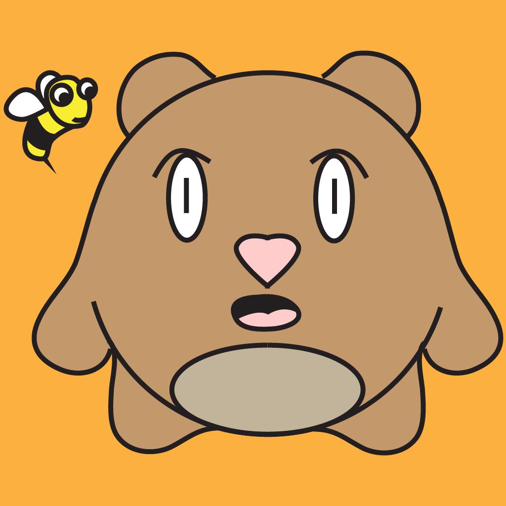 Sting a Bear Icon