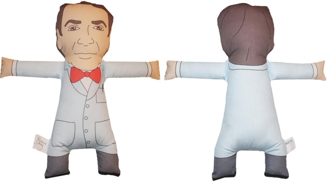 Bill Nye Plush Doll