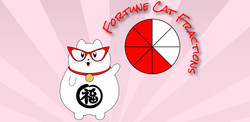 Fortune Cat Fractions Marketing Imag