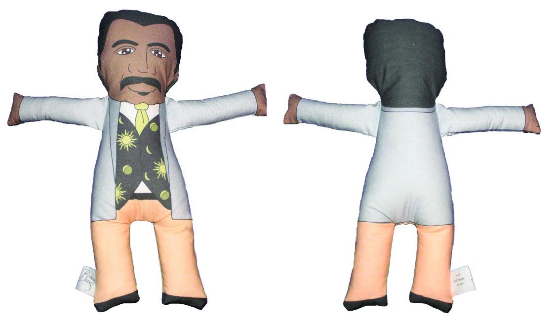Neil deGrasse Tyson Plush Doll