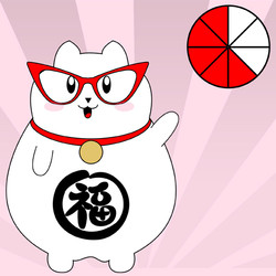 Fortune Cat Fractions icon