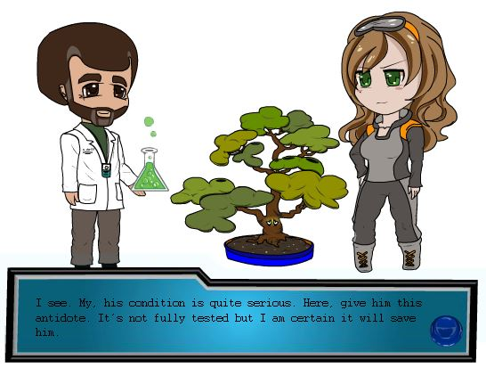 Don't Die Bonsai Screenshot