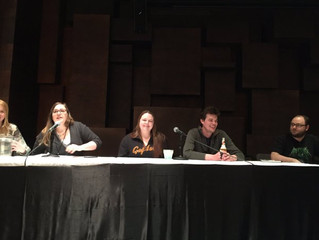 Our Own Ashley Godbold Hosts a Panel on Gender in Video Games