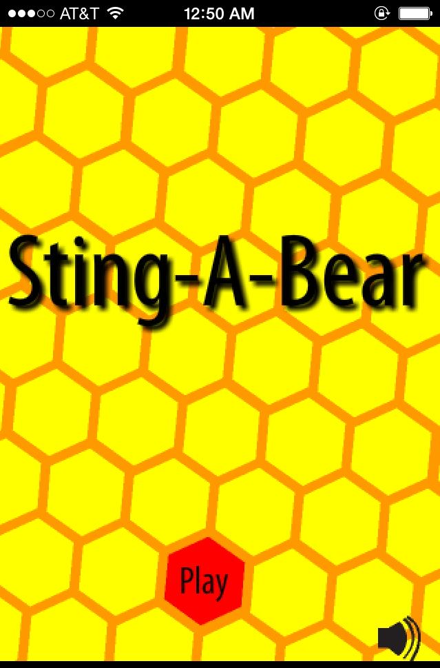 Sting a Bear Screenshot