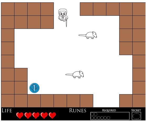 The Runes of Algebra Screenshot
