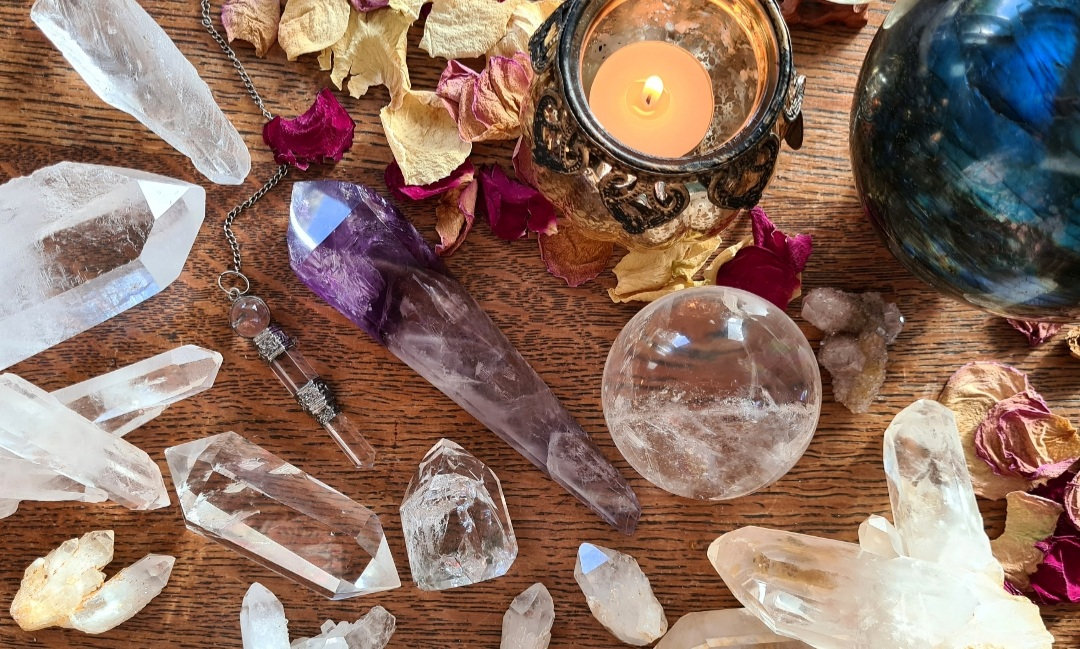 Intuitive Healing Session - 30 minutes