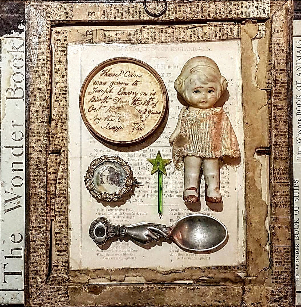 Antiques, vintage, psychometry, Jo Allen, Angel readings, psychic, medium, angel whisperer, rare, British artist, Berkhamsted