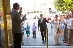Grand Entrance, Wedding Reception