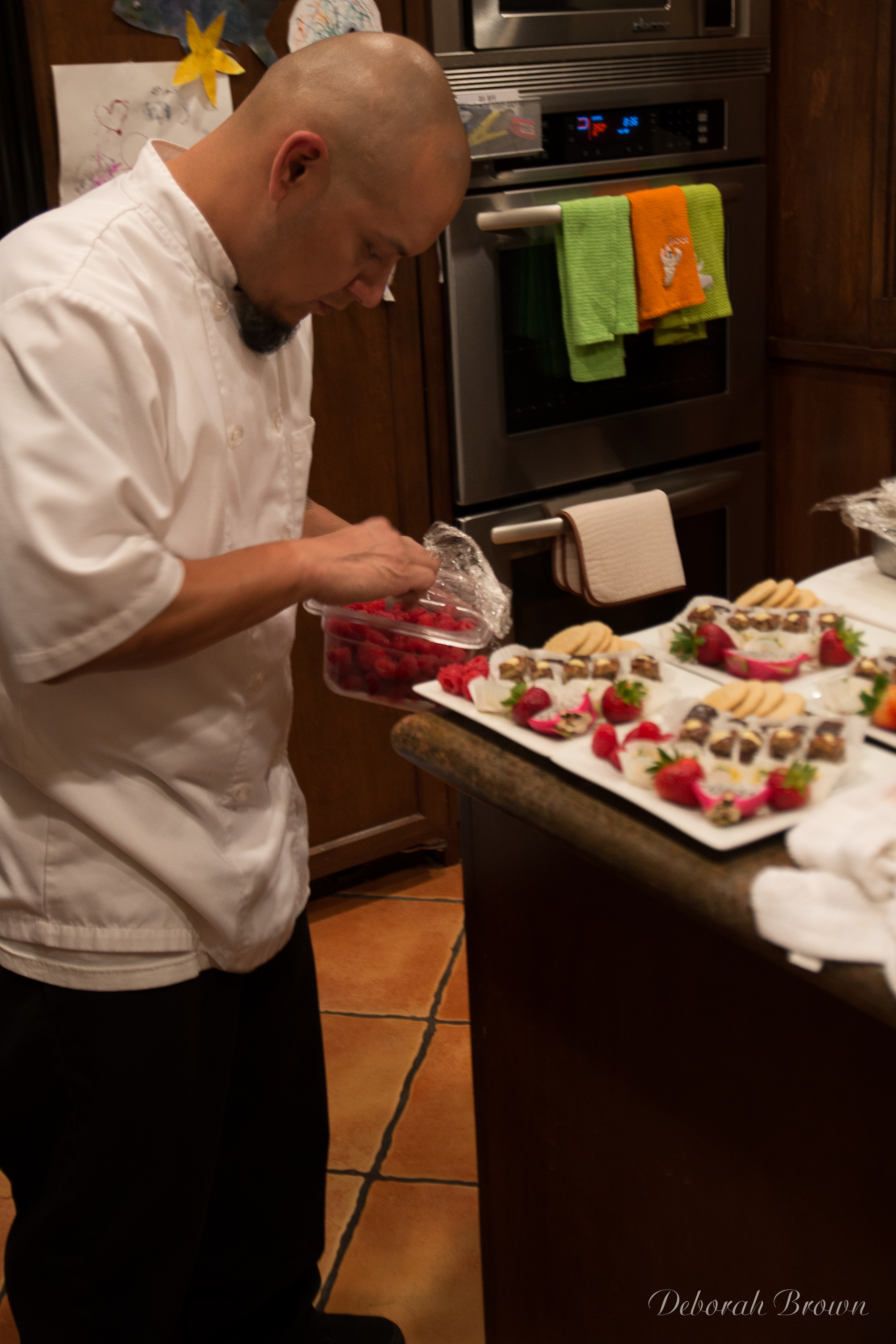 Type A Soiree, Culinary Concepts