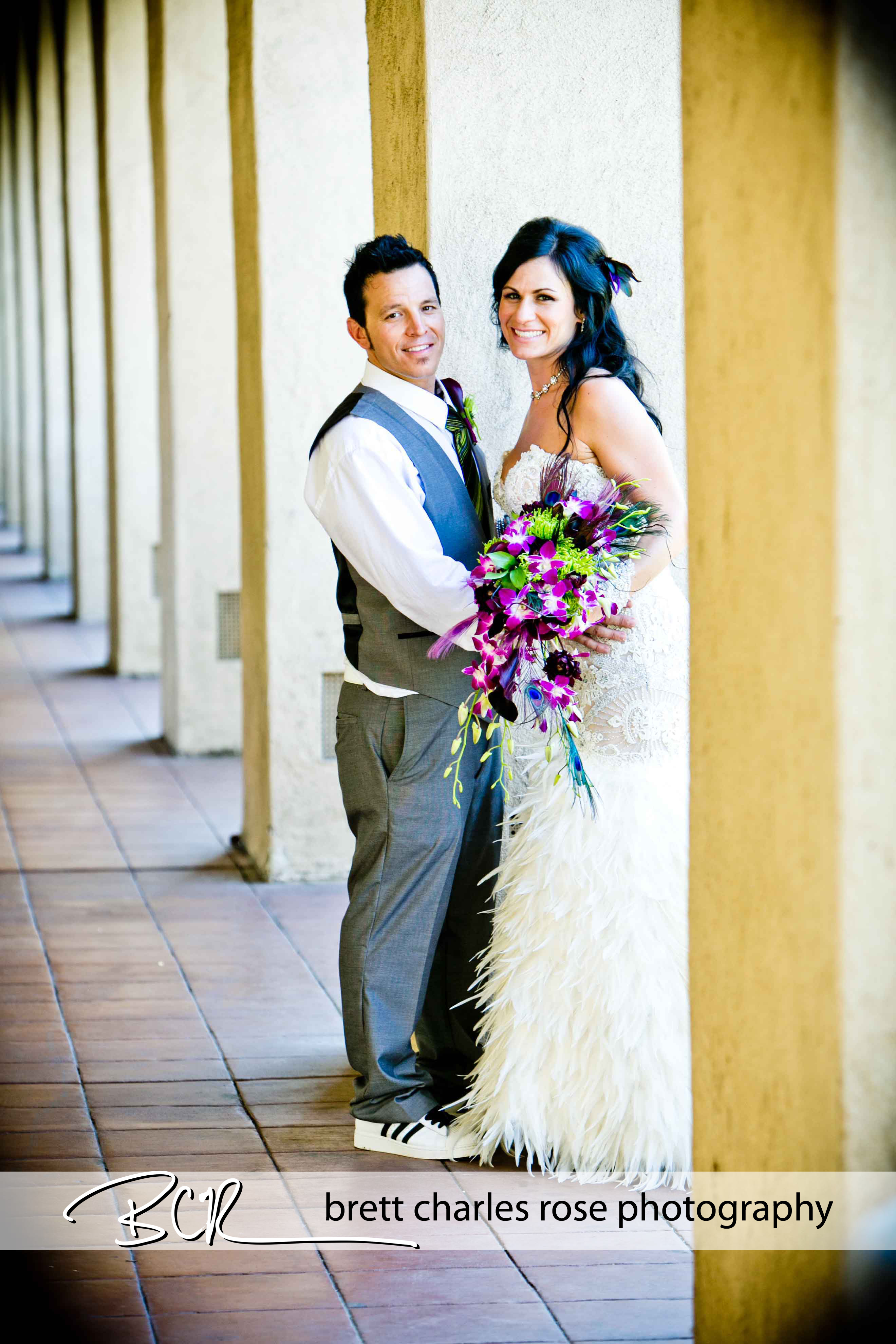 Type A Soiree, Balboa Park Wedding