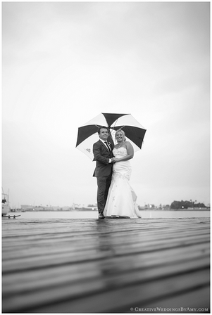 Coronado - Yacht Club Wedding: Tineka & Nathan