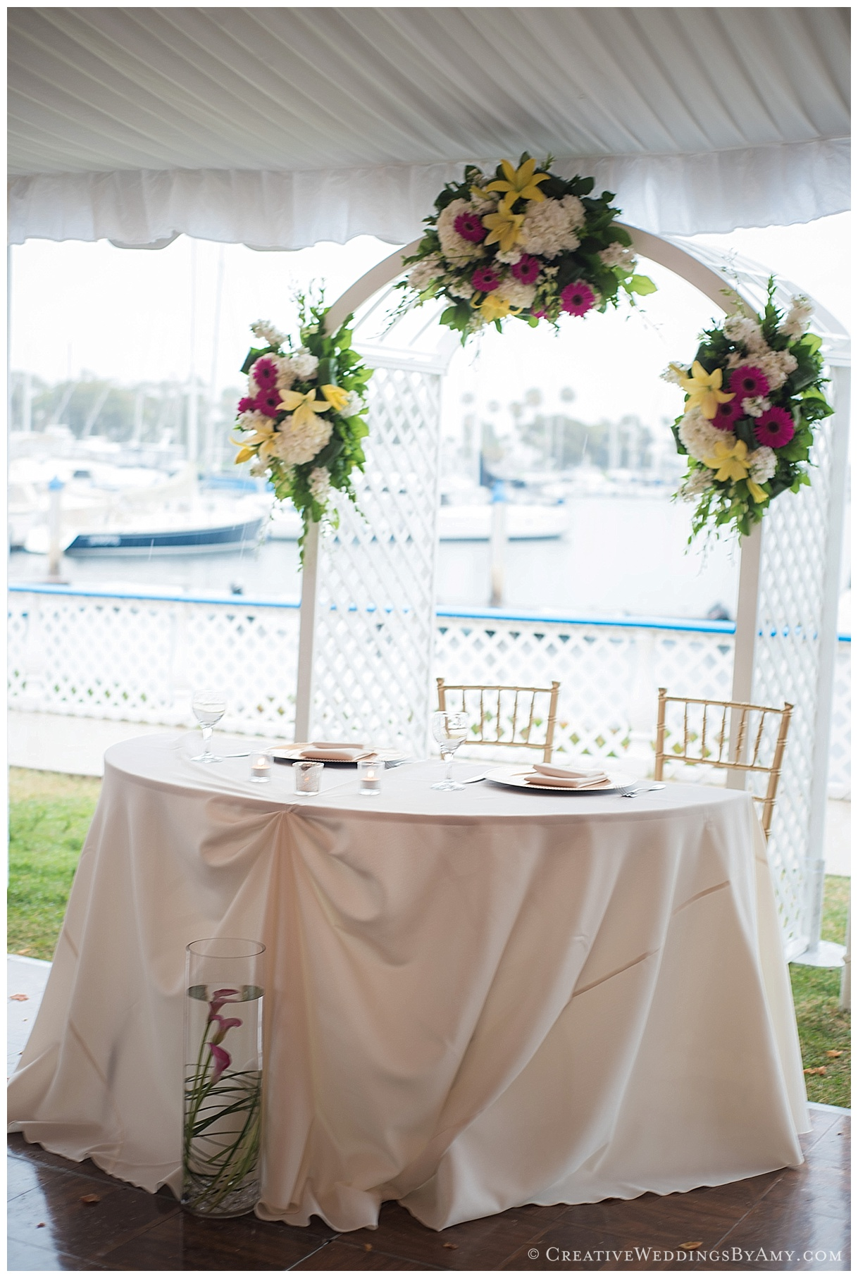 Type A Soiree Weddings- Coronado Yacht Club- Tineka and Nathan (8)