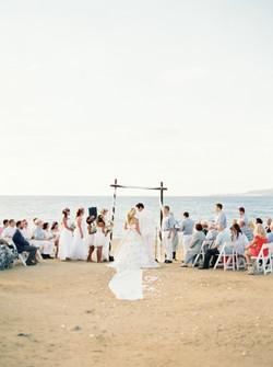 Ocean beach wedding, sunset cliffs