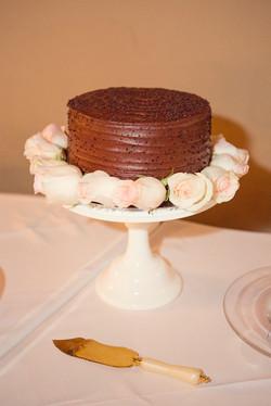 San Diego Wedding Cake, Sweet Cheeks