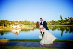 Rancho Santa Fe - Fairbanks Ranch Wedding: Nadia & Brian