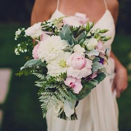 Bridal Bouquet, Coronado Wedding, Coronado Yacht Club, Waterfront wedding, San Deigo's best wedding planner, Type A Soiree