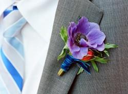 wedding boutonierre