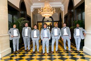 US Grant Wedding: Htet & Anderson