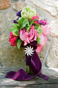 wedding floral, blush wedding tone