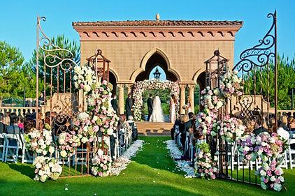 The Grand Del Mar Wedding Planner