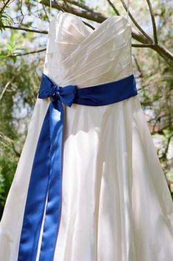 Wedding dress, wedding floral