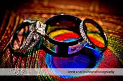 Wedding Rings, unique shots